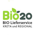 Bio 20 Waren im Shop in Shop Bistro & Café